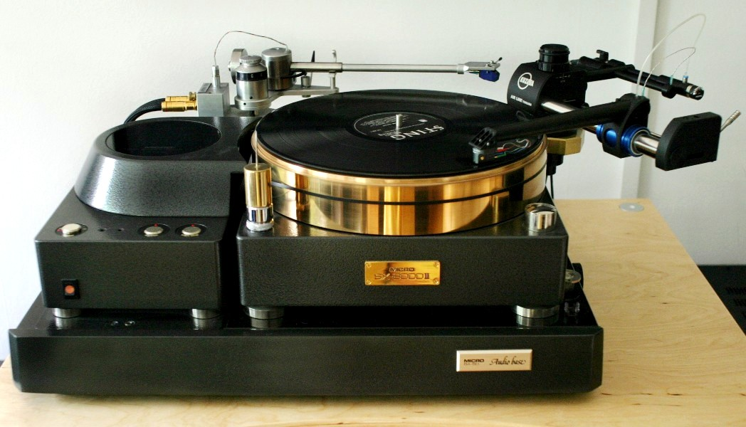 Micro Seiki turntables anyone? | Steve Hoffman Music Forums